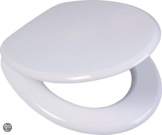 Differnz wc bril mdf wit klussen - Kleur wc ...