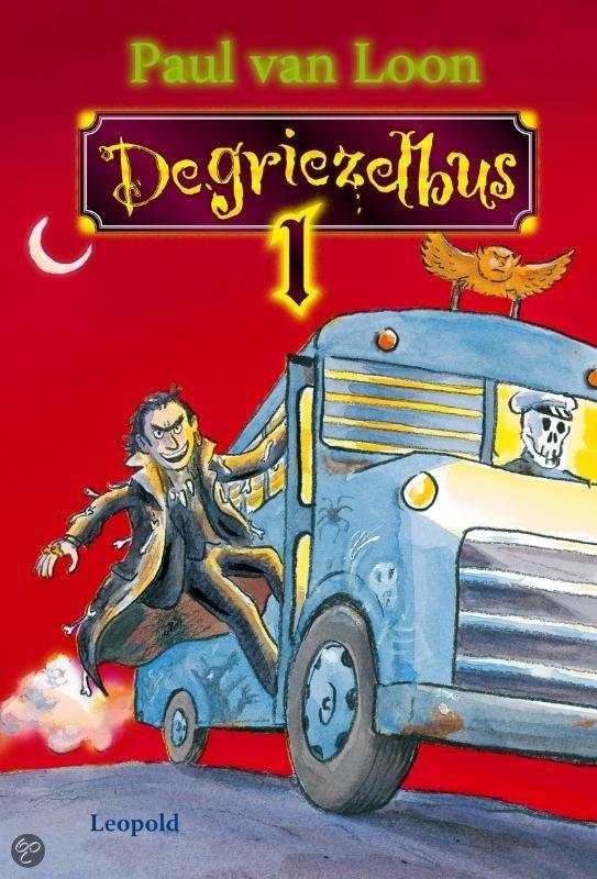 Boekenblog De Griezelbus 1 Door Paul Van Loon Thijs