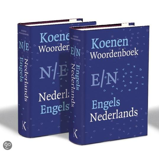 from english to dutch dictionary