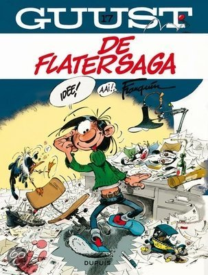 Guust Flater: 017 De Flatersaga