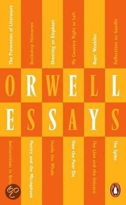 george orwell essays ebook