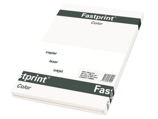 Gekleurd Papier A4 160gr FP Wit 50vel in Broerdijk