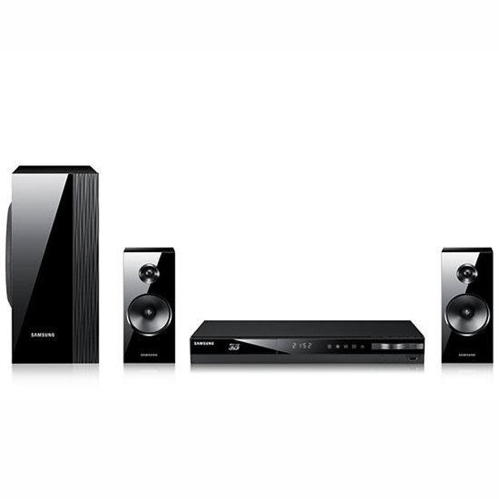 Samsung HT-E5200 - 2.1 Home Cinema Set - Zwart