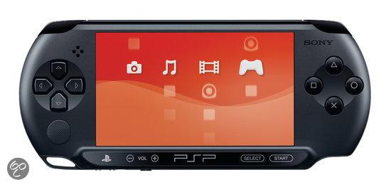Sony PlayStation Portable 1000 Handheld Console - Zwart PSP
