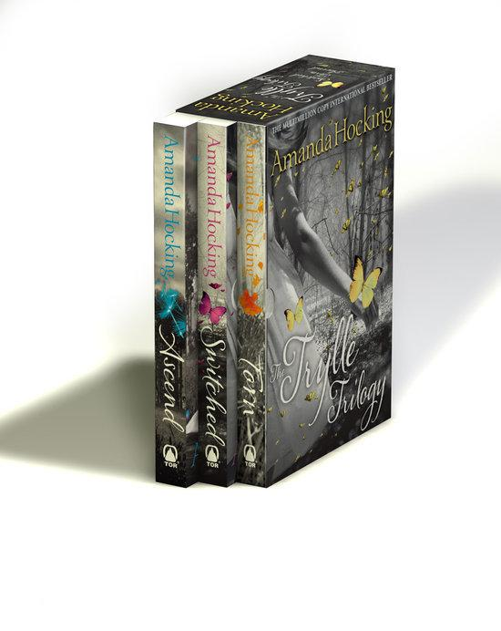 Trylle Trilogy boxset (1-3)