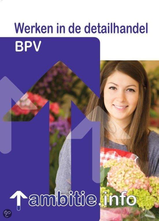 Ambitie.info / BPV werken in de detailhandel