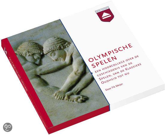 Olympische Spelen  ISBN:  9789085301042  –  Fik Meijer