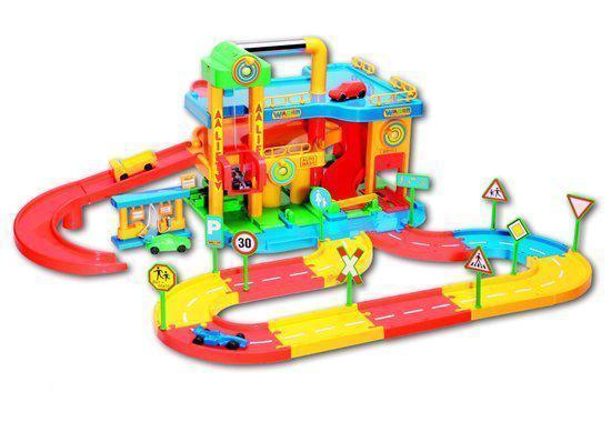 Speelgoed Garage Wader : ▷ supercool speciale wader garage nr met verdiepingen