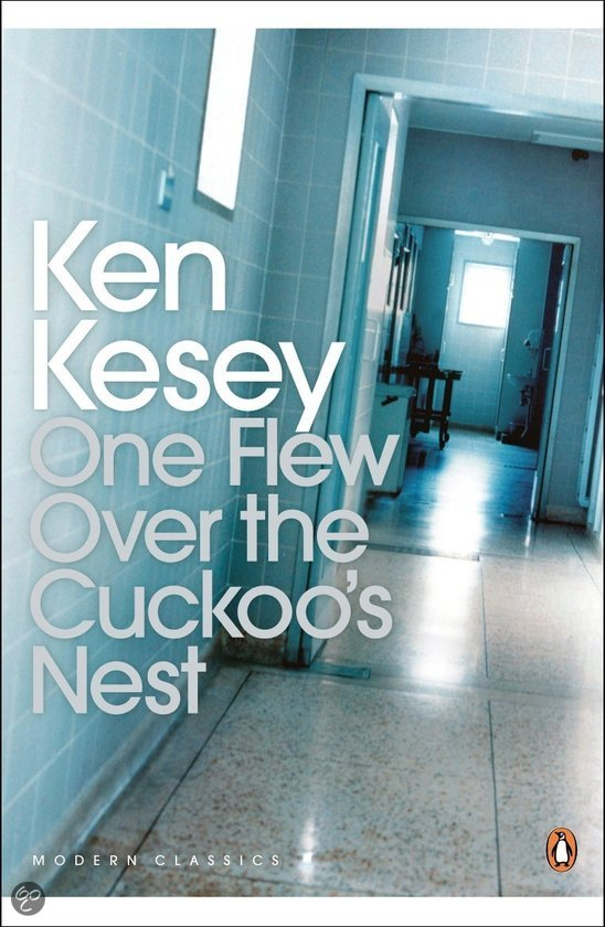a review of ken keseys one flew over the cuckoos nest Buy a cheap copy of ken kesey's one flew over the cuckoo's  ken kesey's one flew over the cuckoo's nest  write a review popular categories.
