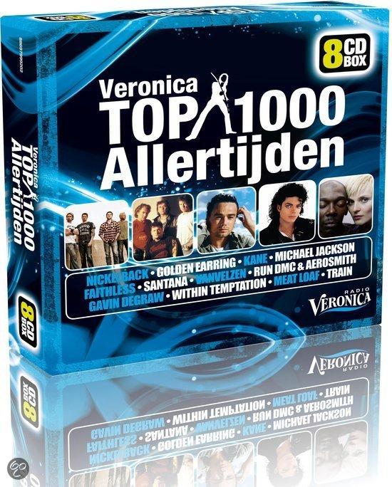 Various - Radio 2 - 1000 Klassiekers - De Eindejaarstop Van Radio 2