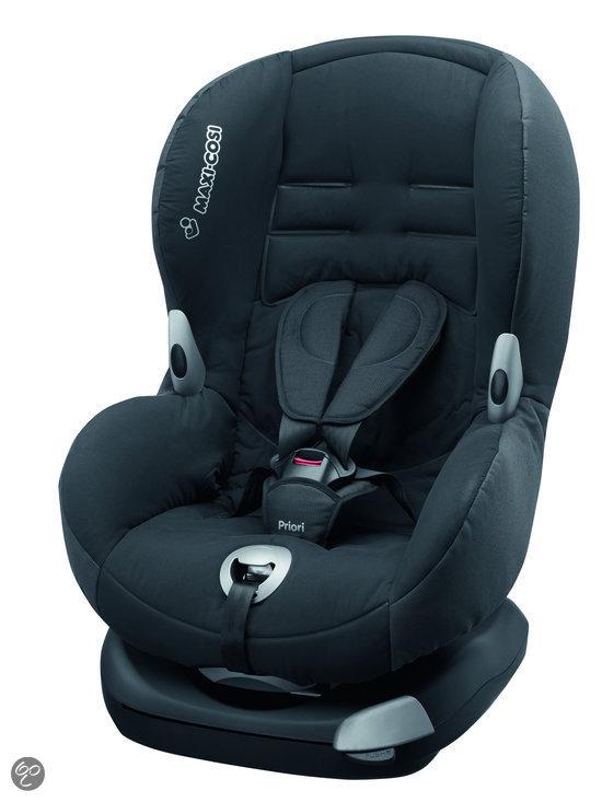 Maxi-Cosi Priori XP - Autostoel - Phantom Zwart