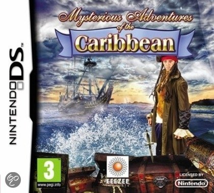 Mysterious Adventures: At The Caribbean