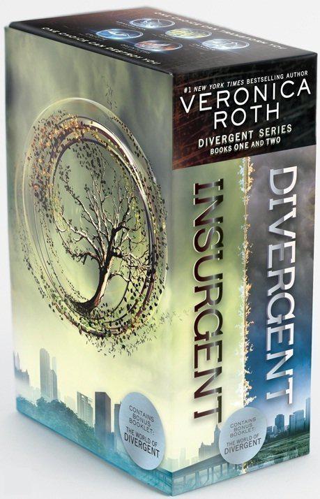 Divergent Trilogy boxset (1-2)