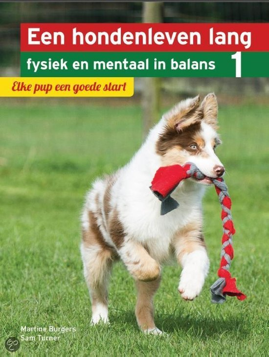 Een hondenleven lang fysiek en mentaal in balans 1. Elke pup een goede start.