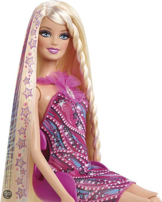 Barbie Haar-Tattoo in Warmenhuizen