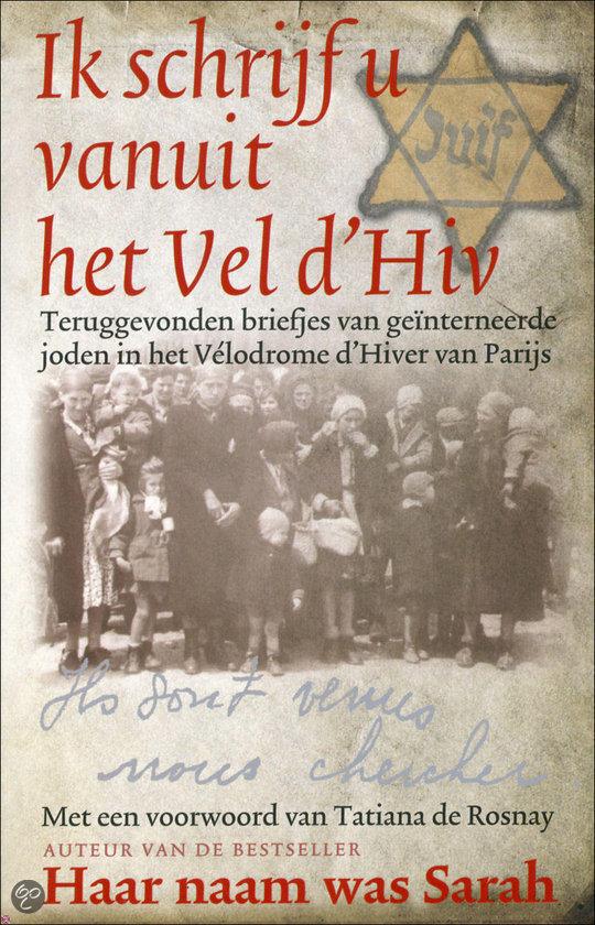 ik schrijf u vanuit het Vel 'd hiv