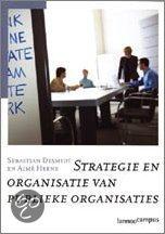 Strategie en organisatie van publieke organisaties
