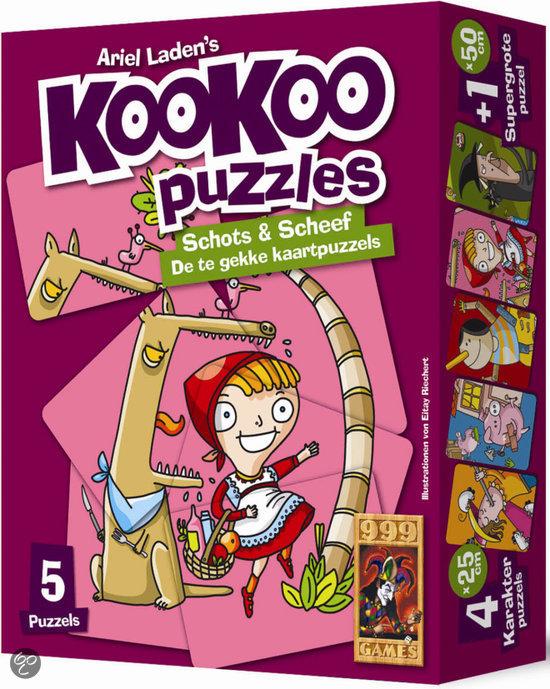 Puzzel Kookoo Sprookjes
