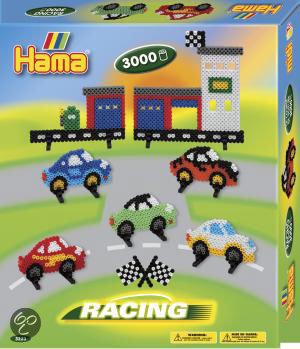 Hama Strijkkralen Raceset