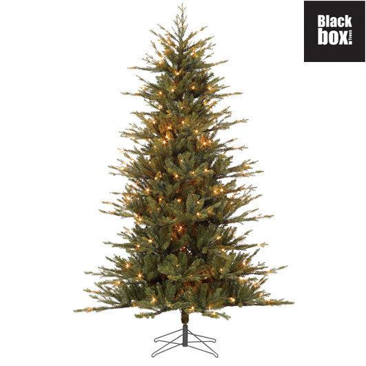 kerstboom nodig vandaag speciale black box trees buchanan kerstboom met ingebouwde led. Black Bedroom Furniture Sets. Home Design Ideas