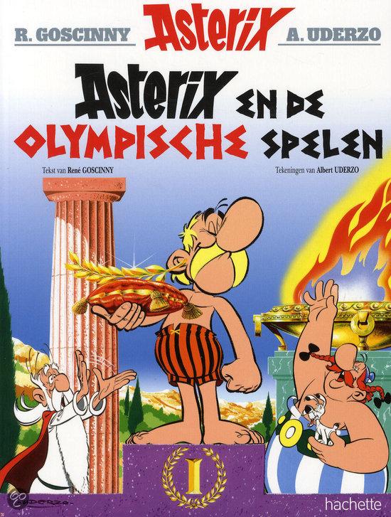 Asterix 12. De Olympische spelen