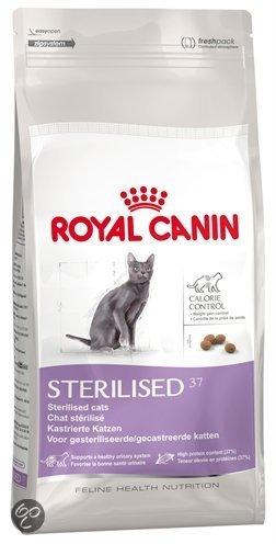 royal canin sterilised 37 kattenvoer 10 kg. Black Bedroom Furniture Sets. Home Design Ideas