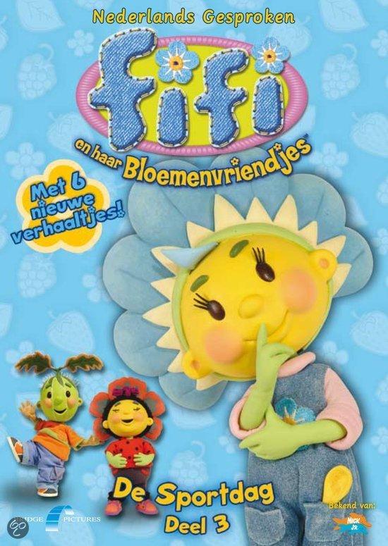 Kids N Fun 19 Kleurplaten Van Fifi En Haar Bloemenvriendjes