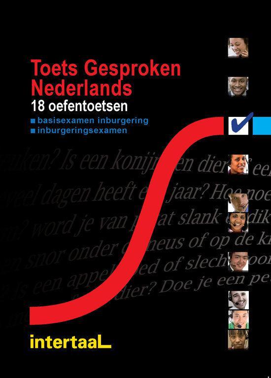 Toets Gesproken Nederlands - 18 oefentoetsen