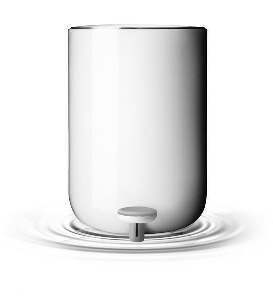 bol.com  Menu Prullenbak - Wit - 7 Liter  Wonen