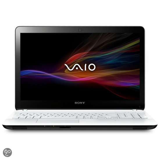 Sony Vaio Fit15E SVF1521A2EW - Laptop Touch