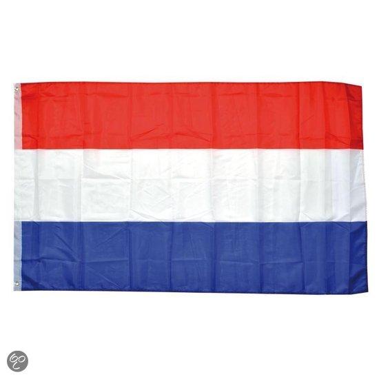 Nederlands Elftal Vlag - Rood