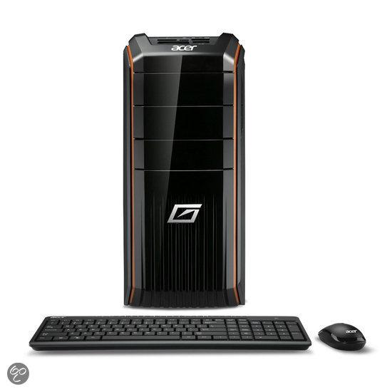 Acer Predator G3620-GTX660 - Desktop