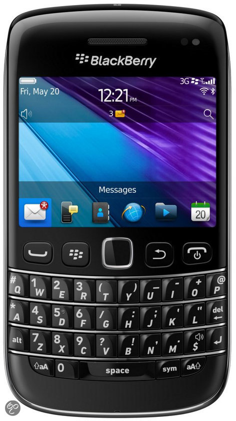 BlackBerry Bold 9790 - Zwart