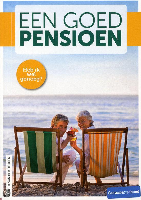 Een goed pensioen