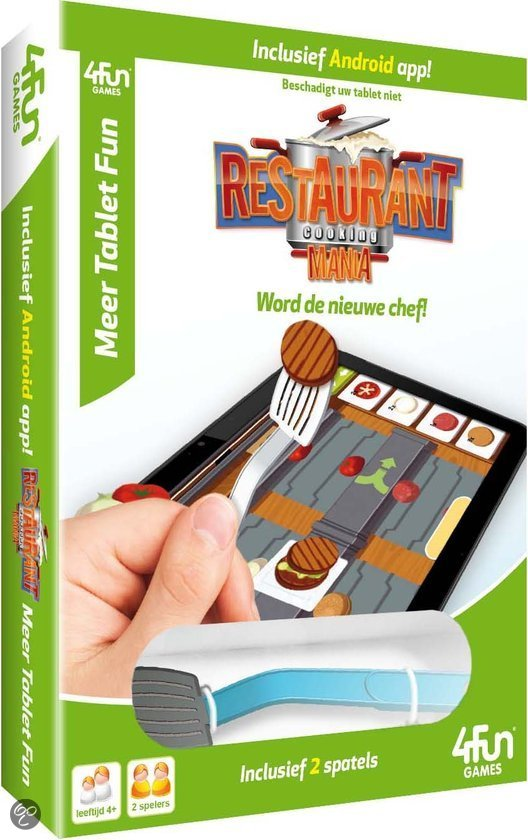 i-Fun Games Android Restaurant Mania