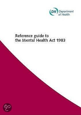 how to write mental health guide