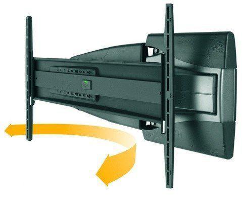 Vogel's EFW 8345 - Draaibare muurbeugel - Geschikt voor tv's van 32 t/m 50 inch - Grijs