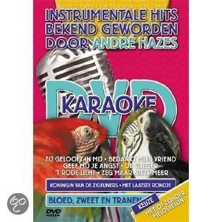 bloed zweet en tranen karaoke