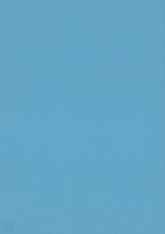 Dutch wallcoverings vliesbehang uni blauw - Kleur blauw olie ...