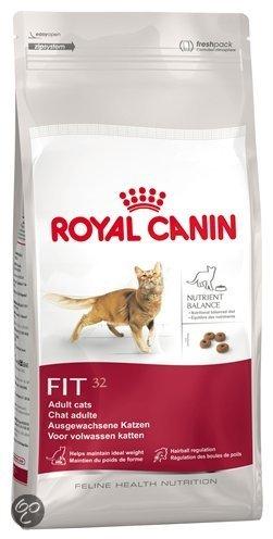 royal canin fit 32 kattenvoer 4 kg dier. Black Bedroom Furniture Sets. Home Design Ideas