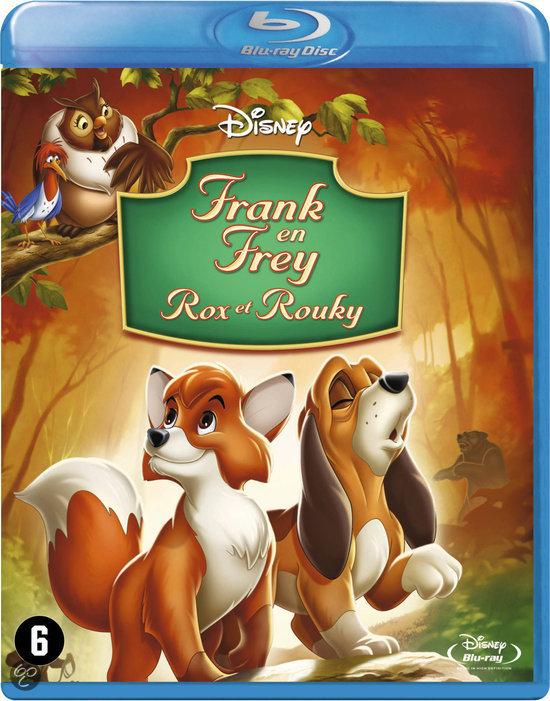 Frank En Frey (Blu-ray)