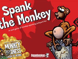 Spank The Monkey Combo Box in Oud Verlaat