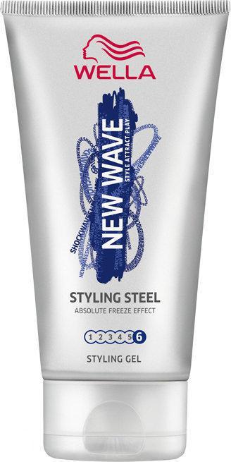bol.com   Wella New Wave Styling Steel - Gel   Mooi en gezond