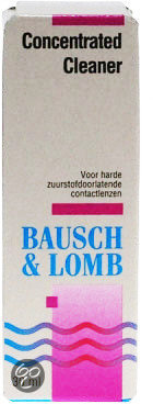 Bausch En Lomb Concentrated Cleaner Lenzenvloeistof