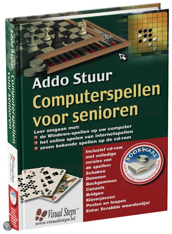 Computerspellen Voor Senioren + Cd-Rom