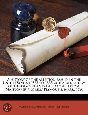 A History of the Allerton Family in the United States