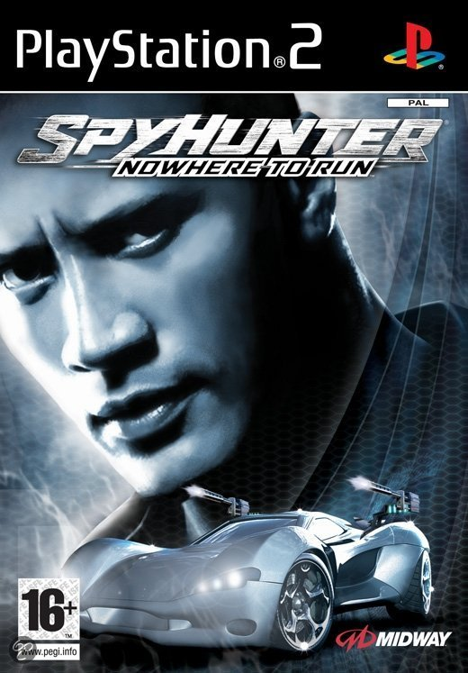 Spyhunter Nowhere To Run