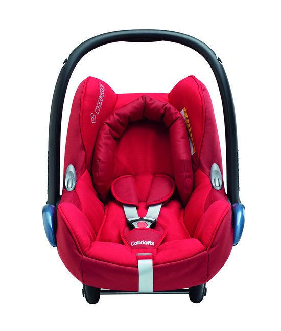 Maxi-Cosi CabrioFix - Autostoel - Intense Red