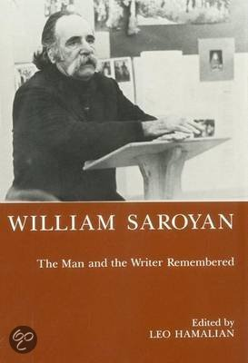 critical essays on william saroyan Keyishian, harry, critical essays on william saroyan, prentice hall, 1995 kherdian, david, a bibliography of william saroyan: 1934-1964, howell, 1965.