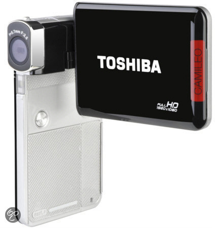 Toshiba Camileo S30 - Zwart